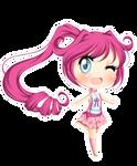 +Mini Chibi - Pinkie Pie+ by Amai--Kiss