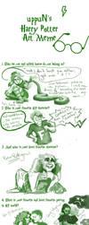 Harry potter art meme by Peregrinus5Floh