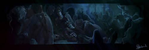 sad Weasleys by Peregrinus5Floh