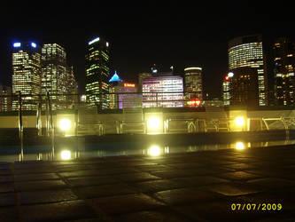 Sydney Lights... by LordCastigator