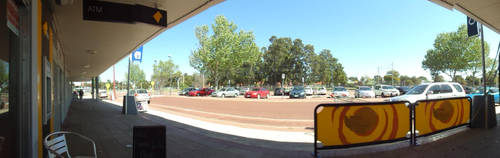 Foothills Shopping Center, Perth Western Australia by LordCastigator