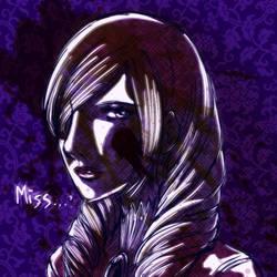 Miss...? by vampirecheetah