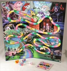 OOAK Firefly's Adventure board game by vampirecheetah