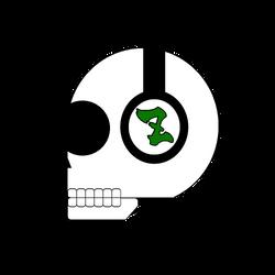 Zombi Skull by Zombifaction