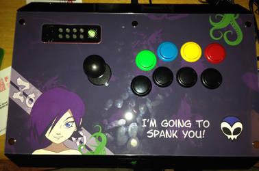 Zombi's 1st Arcade Stick by Zombifaction