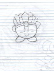 Kirby Hielo by chela22
