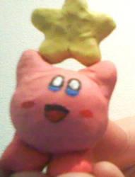 Kirby plastilina xD by chela22