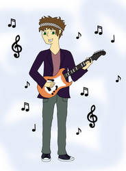 Rock Star by chela22