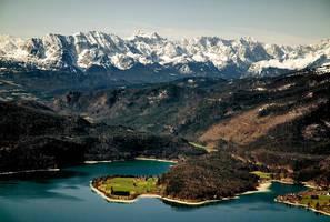 Walchensee - Walchen Lake by mutrus