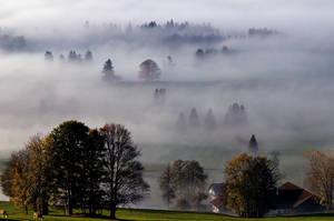 Bavarian morning V by mutrus