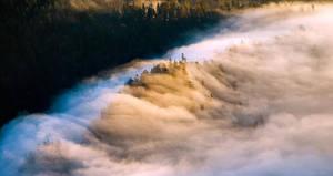 Sea Fog IV by mutrus