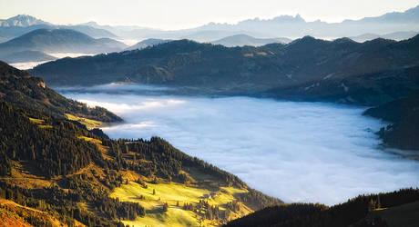 Beautiful Salzburger Land II by mutrus