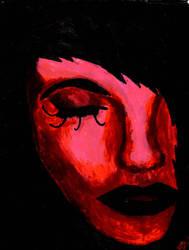 bleeding paint by hiddenlies