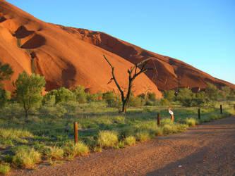 Uluru by depsi