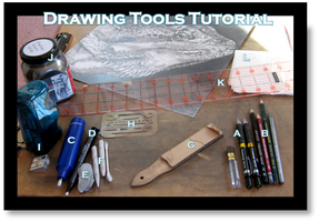 Drawing Tools Tutorial by TubaQueen