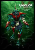 Uniquor - Evil Horde Amphibian by oICEMANo