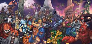 Grayskull Con Poster by oICEMANo