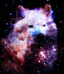 Space Wolf by RampagingKoala01