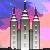 Salt Lake City Temple Icon by RampagingKoala01