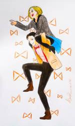 Welcome! 11/12 by TakeoRikkudou