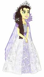 Queen Flora by madiquin185