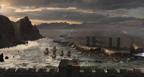 Siege Concept by rich35211