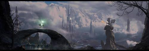 Fantasy Kingdom by rich35211
