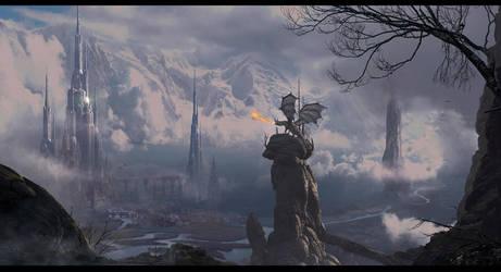 Fantasy Kingdom Part A by rich35211