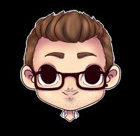 Chibi Head Icon by TinyTeaDrinker