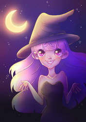 Witchy Mood by TinyTeaDrinker
