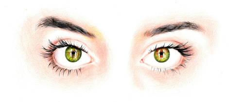 Cat Eyes by Asten-94