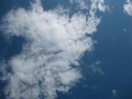 A Simple Cloud by fartoolate