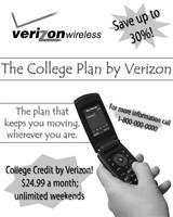 Verizon Newspaper Ad by fartoolate