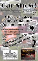 Car Show Poster II by fartoolate
