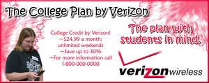 Verizon Web Ad by fartoolate