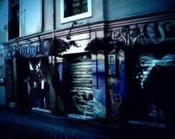 Graffiti by fartoolate