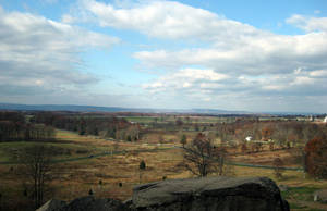 Little Round Top II by fartoolate