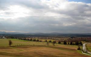 Pennsylvanian Skyline by fartoolate
