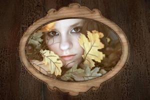 Autumn Girl by fartoolate