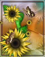 sunflowers- by coby01