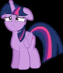 Twilight is Ashamed by SpellboundCanvas