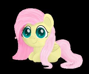 Fluttershy by SpellboundCanvas