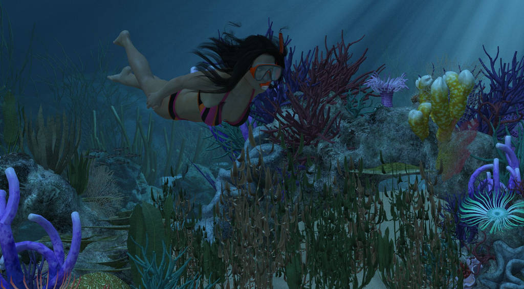 Coralreef1 by ArianeB