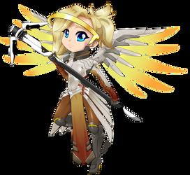 Mercy by xAmulet