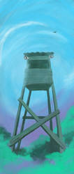 Groot Watchtower by robertas