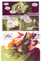 DAOL: BETTER DAMN WELL BE FIGHTING [01/06] by rienlen