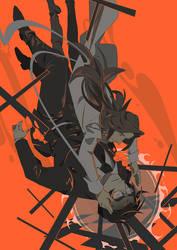 The Hanged Man by rienlen
