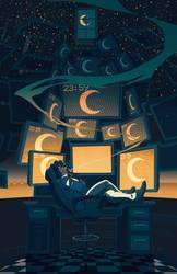 observatory by rienlen