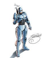 Robocop #1 by SWAVE18