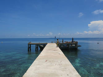 another view at Buku Limau Island by reptil029